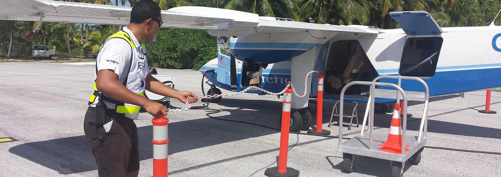 Protection et sécurité des biens et personnes à Tahiti